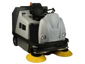 Floor sweeper bumper