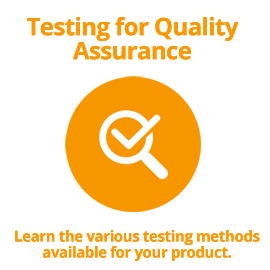 Testing for Quality Assurance