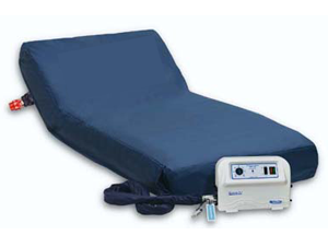 Flexible PVC medical air mattress valve