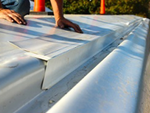 Flexible PVC Roof Profiles