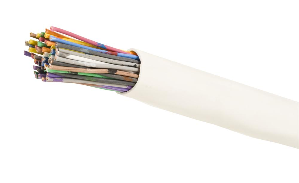 Flexible PVC outdoor cable jacketing